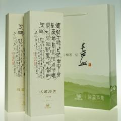 大汉茶 有机艺术家精品炒青 明前一芽一叶炒青4克小袋封装汤青叶绿 100g 条装