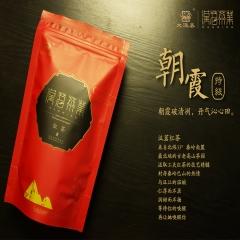 大汉茶 有机汉茗朝霞特级红茶红汤红叶 100g/袋 袋装