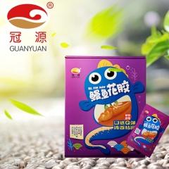 冠源东源烤鳗鳗鱼花胶 83.3g*6袋 盒装