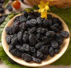 恒大优品特级黑加仑葡萄干散装休闲食品 1kg 散装