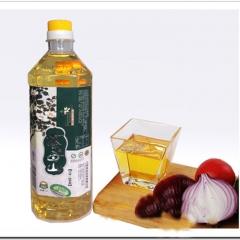 茶母山有机山茶油PET瓶 1L 瓶装