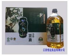 茶母山有机山茶油PET瓶 2L 瓶装