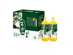 茶母山有机山茶油 1L*2瓶 盒装