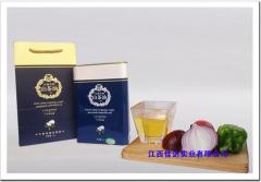茶母山有机山茶油铁罐 2L 罐装