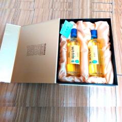 茶母山有机山茶油尊贵礼盒 500ml*2瓶 盒装