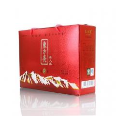 东方亮绿色山西小米大同广灵东方亮瑞亮特产黄小米 2kg 盒装