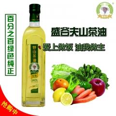 盛谷夫亚麻籽油单瓶装(塑料瓶)4瓶起售 500ml*4 瓶装