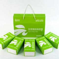 元锦礼盒五常有机稻花香 5kg 盒装