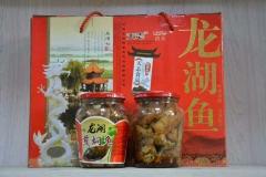 天志龙湖熏鱼鱼罐头淮阳特产 428g*4瓶 箱装