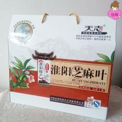 天志芝麻叶淮阳特产 200g*4袋 箱装
