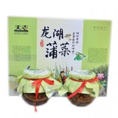 天志酱蒲菜淮阳土特产 400g*4瓶 箱装