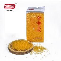 深磨坊金香玉米 500g*3袋 盒装