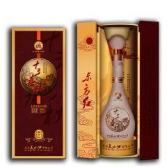 十三春秋东方红酒 500ml 瓶装