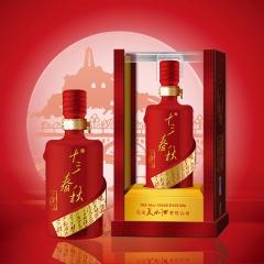 十三春秋红色圣地酒 500ml 瓶装