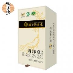 碾子沟西洋参参段(良级) 500g 盒装