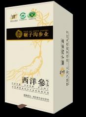 碾子沟西洋参参粉礼盒两月量+蜂蜜伴侣 60g+100g*2 盒装