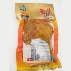 嵩之峰香辣腿(盐焗) 100g*10 袋装