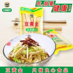豆黄金绿色天然腐竹 200g 袋装