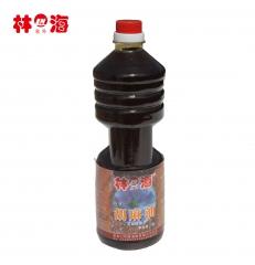 塞外林海绿色传统热榨亚麻籽油 1L 桶装