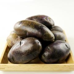 桦缘东北黑土地种植黑土豆 2.5kg 袋装