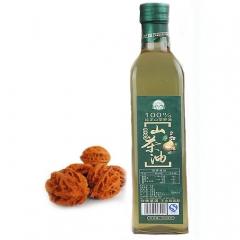 康欣园野生山茶油礼品装 500ml*2瓶 瓶装