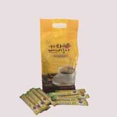 卡娃原味三合一咖啡韩国进口口感香醇浪漫邂逅保证质量 1200g 盒装