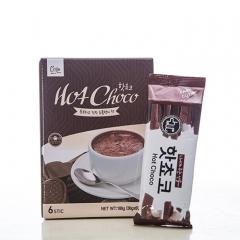 卡娃可可粉韩国进口口感香醇浪漫邂逅保证质量 180g*24盒 盒装