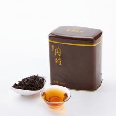鹭岩茗茶海丝情武夷肉桂武夷山原叶采摘传统工艺制作而成 128g 罐装