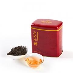 鹭岩茗茶海丝情正山小种武夷山原叶采摘传统工艺制作而成 128g 罐装