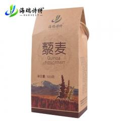 青海高原藜麦 黎麦五谷杂粮粗粮代餐粉宝宝煮粥米月子米 500g 袋装