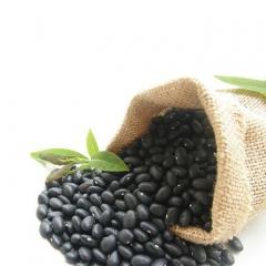 老农印象黑小豆农家自产非绿芯醋泡小黑豆五谷杂粮真空包装 460g*1 袋装