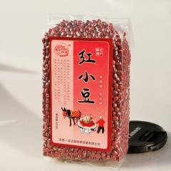老农印象陕北正宗红小豆农家自产红豆五谷杂粮真空包装 460g*1 袋装