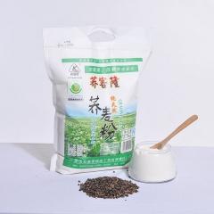 老农印象陕北红花荞麦精粉农家红花荞麦粉荞面面条精粉 2.5kg 袋装