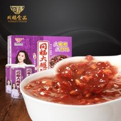 同福碗粥黑糖黑米红豆罐粥 4.3KG 罐装