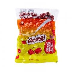 【保定阜平】太行深处香酥脆枣252克*2袋 252g*2袋