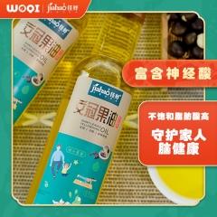 徍好文冠果油200ml*2富含神经酸不饱和脂肪酸亚油酸脑黄金包邮