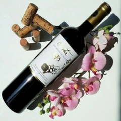 薇塔 赤霞珠干红葡萄酒 750 ml 瓶装