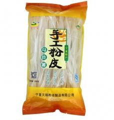 塞上雪纯马铃薯手工粉皮320g*30包 9.6kg 件