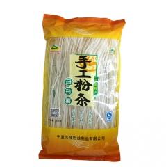 塞上雪纯马铃薯手工粉条320g*30包 9.6kg 件
