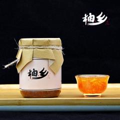 柚乡古法蜜柚膏 300g 瓶装